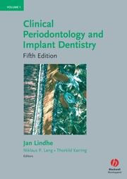 Clinical Periodontology and Implant Dentistry, 2 Volumes