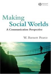 Cover of: Making Social Worlds