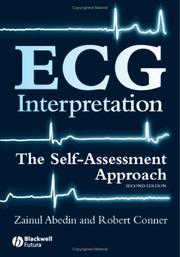 Cover of: ECG interpretation