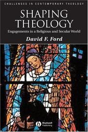 Cover of: Shaping Theology