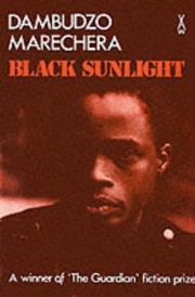 Cover of: Black sunlight