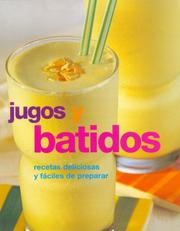 Cover of: Es Jugos Y Batidos | Christine Ambridge