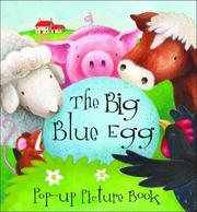 Cover of: Big Blue Egg Pop Up Picture Book | Parragon Publishing