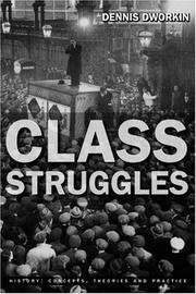 Cover of: Class Struggles (History: Concepts,Theories and Practice)