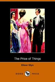 Cover of: The Price of Things | Elinor Glyn