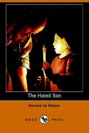 Cover of: The Hated Son