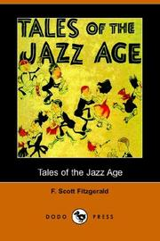 Cover of: Tales of the Jazz Age