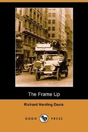 Cover of: The Frame Up