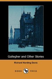 Cover of: Gallegher and Other Stories