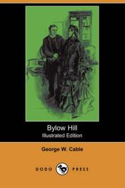 Cover of: Bylow Hill