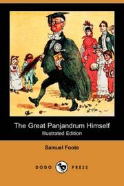 Cover of: The Great Panjandrum Himself