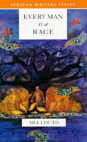 Cover of: Every man is a race