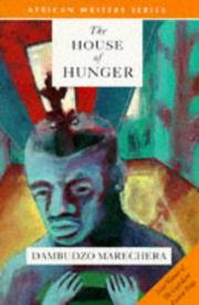 Cover of: The House of Hunger