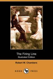 Cover of: The Firing Line