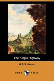 Cover of: The King's Highway: a novel