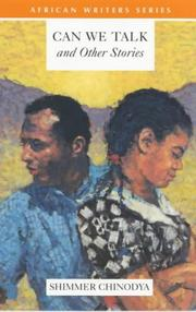 Cover of: Can we talk and other stories
