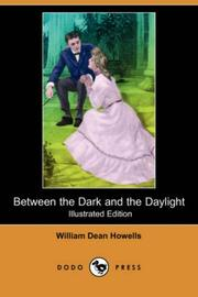 Cover of: Between the dark and the daylight: romances