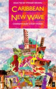 Cover of: Caribbean New Wave: Contemporary Short Stories