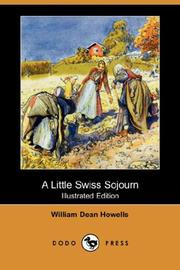 Cover of: A little Swiss sojourn