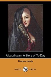 Cover of: A Laodicean | Thomas Hardy