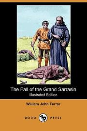 Cover of: The Fall of the Grand Sarrasin
