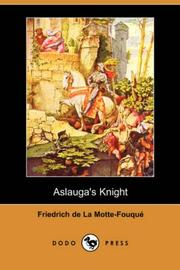 Cover of: Aslauga's Knight