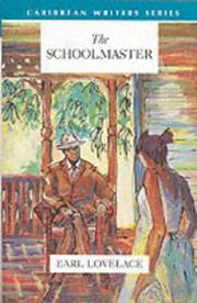 Cover of: The Schoolmaster