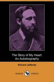 Cover of: The Story of My Heart | Richard Jefferies