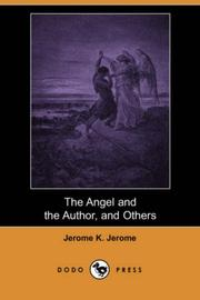 Cover of: The Angel and the Author - And Others