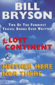 Cover of: Lost Continent