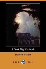 Cover of: A Dark Night