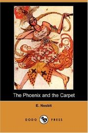 Cover of: The Phoenix and the Carpet (Dodo Press) | Edith Nesbit
