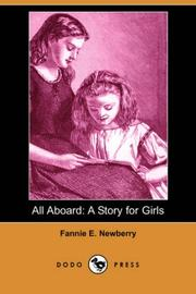 Cover of: All Aboard | Fannie E. Newberry