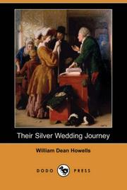 Cover of: Their Silver Wedding Journey