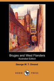 Cover of: Bruges and West Flanders