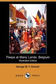 Cover of: Peeps at Many Lands