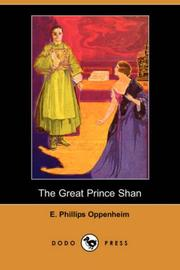 Cover of: The Great Prince Shan