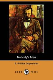 Cover of: Nobody's Man: by E. Phillips Oppenheim