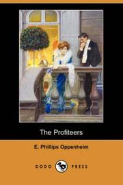 Cover of: The Profiteers
