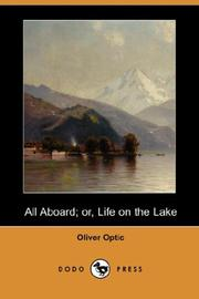 Cover of: All Aboard or Life on the Lake