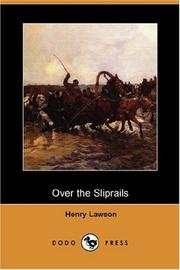 Cover of: Over the Sliprails
