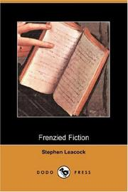 Cover of: Frenzied Fiction (Dodo Press) | Stephen Leacock