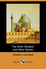 Cover of: The Ninth Vibration and Other Stories