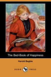 Cover of: The Bed-Book of Happiness