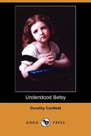 Cover of: Understood Betsy
