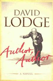 Cover of: Author, Author | David Lodge