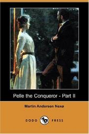 Cover of: Pelle the Conqueror - Part II