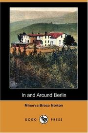 Cover of: In and around Berlin