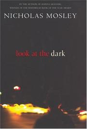 Cover of: Look at the dark