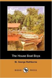 Cover of: The House Boat Boys